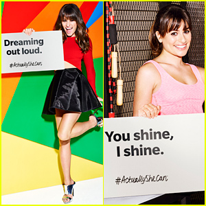 lea-michele-actually-she-can-campaign